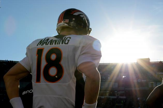 Denver Broncos: What's Left to Break? Looking at Peyton Manning's Record Book