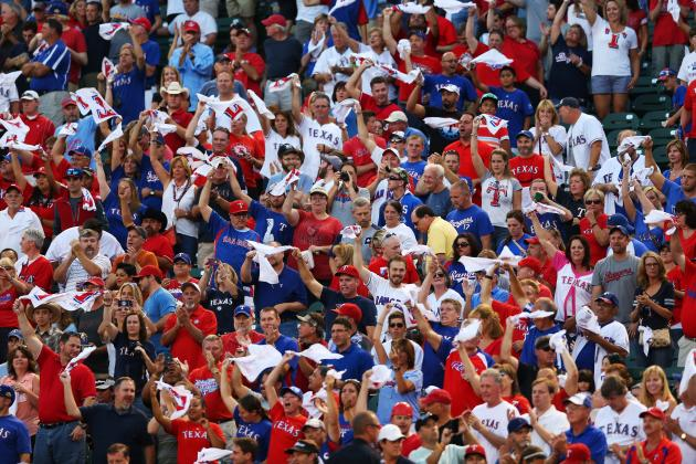 Texas Rangers: Most Memorable Events of 2013