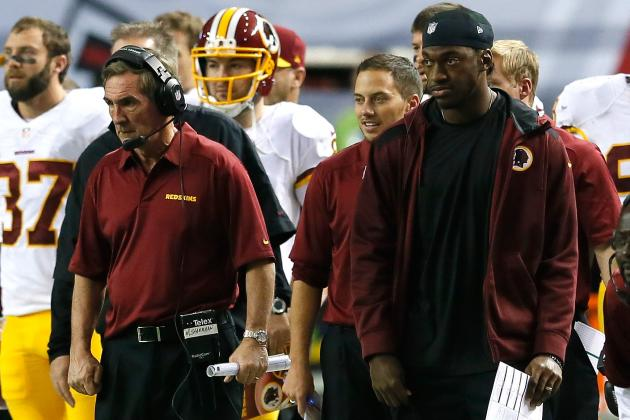 Reflecting on the 7 Defining Moments of Washington Redskins' 2013 Season