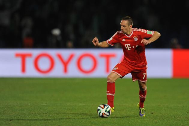 10 Best Creative Players in Europe so Far in 2013-14