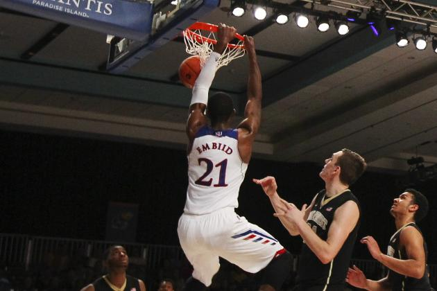 Ranking Top 3 NBA Draft Prospects at Every Position Entering 2014