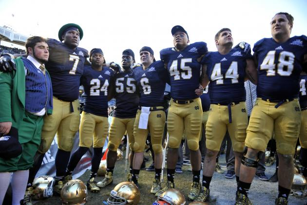 Notre Dame Football: 5 Best Moments of 2013