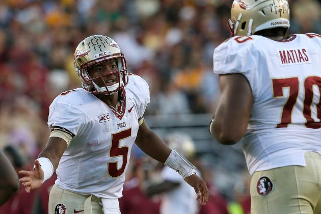 Florida State Football: Seminoles' Top 5 Plays of 2013