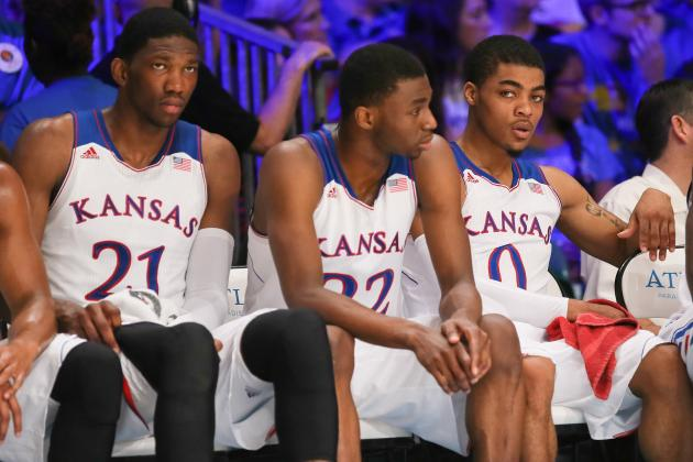 Kansas Basketball: The 5 Most Impressive Jayhawks in 2013-14 so Far