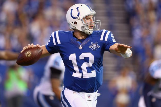 Breaking Down How the Colts Match Up Against Every Possible Playoff Opponent