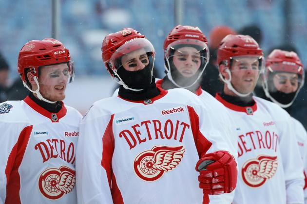 5 Detroit Red Wings Who Should Be on the Trading Block
