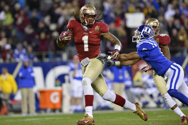 BCS National Championship Game: Top 2014 NFL Draft Prospects to Watch