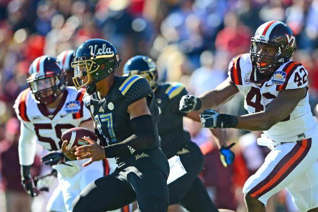 Sun Bowl 2013: 10 Things We Learned from Virginia Tech vs. UCLA