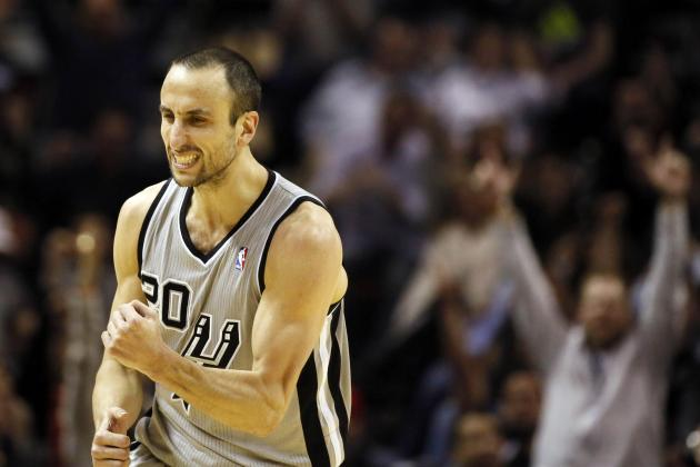 New Year's Resolutions for the San Antonio Spurs