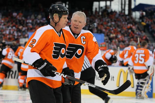The Greatest Philadelphia Flyers in Each Decade over the Last 50 Years