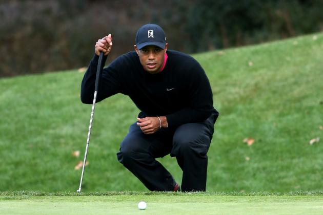 Tiger Woods: Predicting Tiger's Finishes in the Majors in 2014