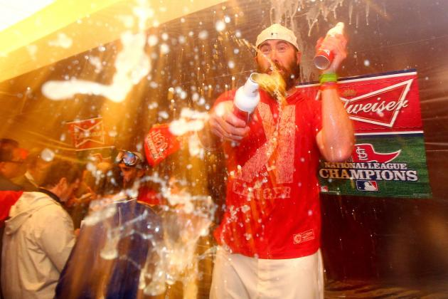 St. Louis Cardinals' Most Memorable Moments from 2013