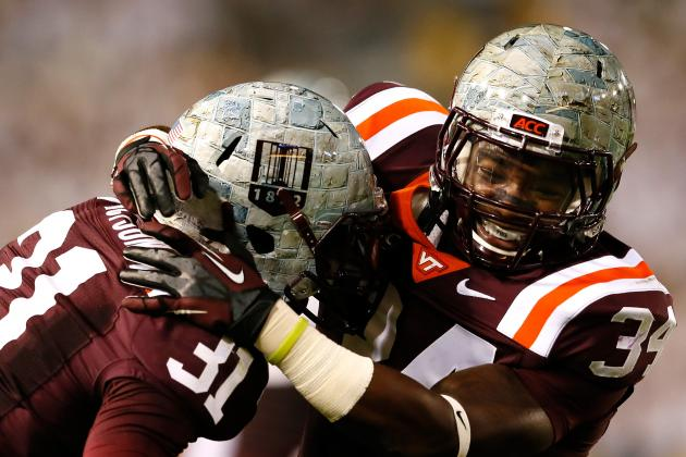 Virginia Tech Football: 5 Best Moments of 2013