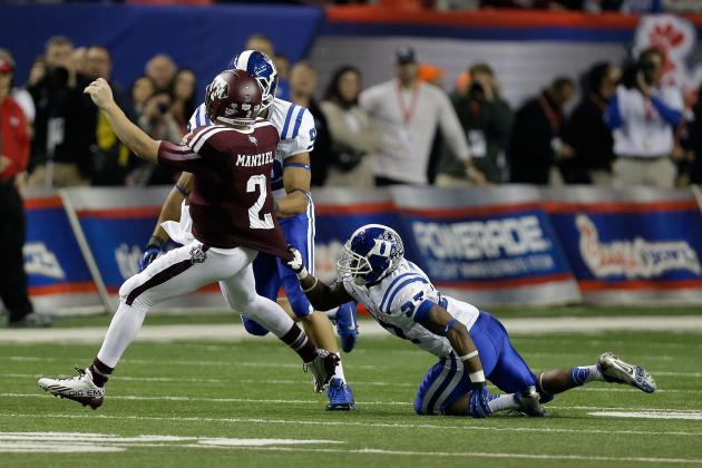 Chick-Fil-a Bowl 2013: 10 Things We Learned from Duke vs. Texas A&M