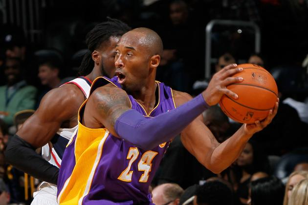 5 Things We Want to See from the LA Lakers in 2014