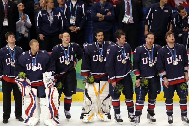 US Olympic Hockey Team 2014: Full 25-Man Roster, Projected Lines and Pairings
