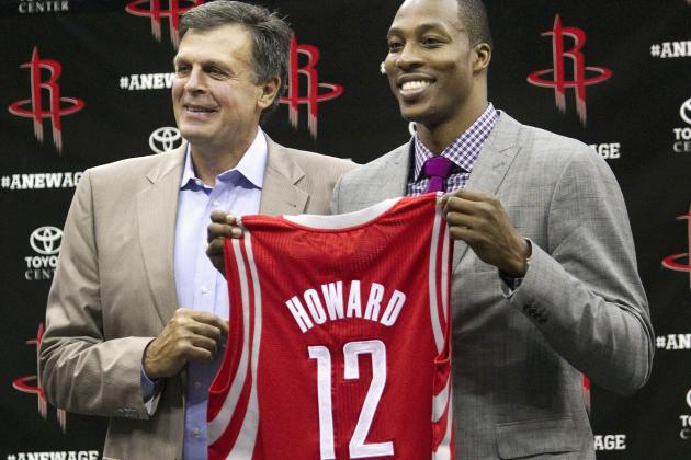 Revisiting Biggest Moves from 2013 NBA Offseason
