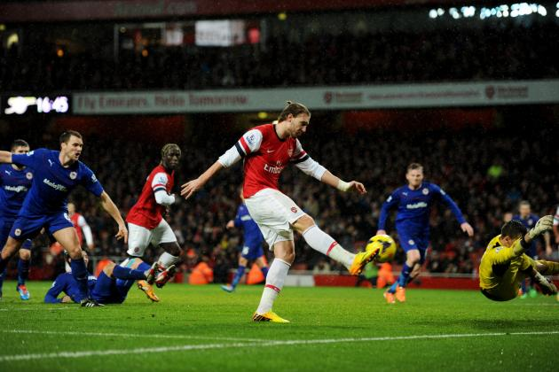 Arsenal vs. Cardiff City: 6 Things We Learned from Premier League Clash