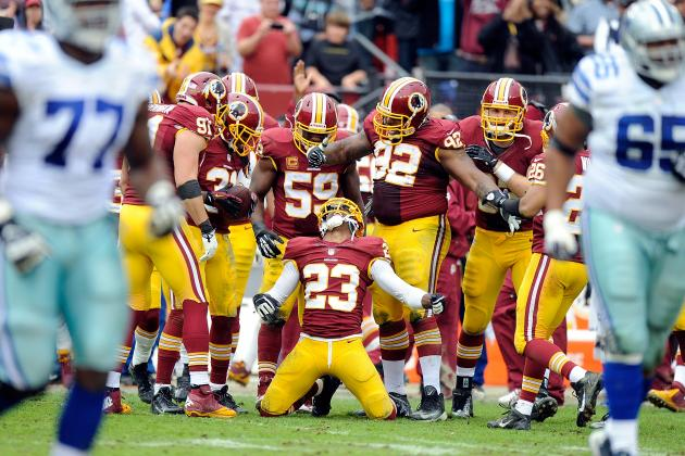 The Definitive Blueprint for the Washington Redskins' Perfect Offseason