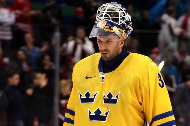 Sweden Olympic Hockey Team 2014: Full 25-Man Roster, Projected Lines, Pairings