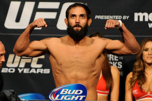 Johny Hendricks vs. Robbie Lawler: Early Head-to-Toe Breakdown