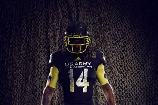 Grading the 2014 Army All-American Bowl Uniforms