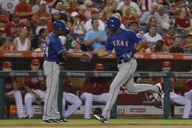 Texas Rangers 2014 Lineup: Projections and Thoughts