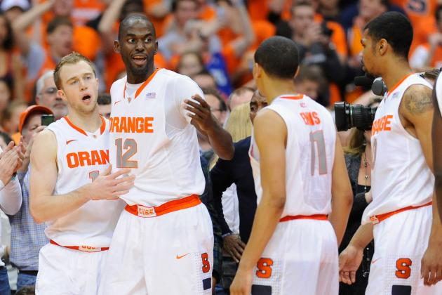 Syracuse Basketball: The 5 Most Impressive Orange in 2013-14 So Far