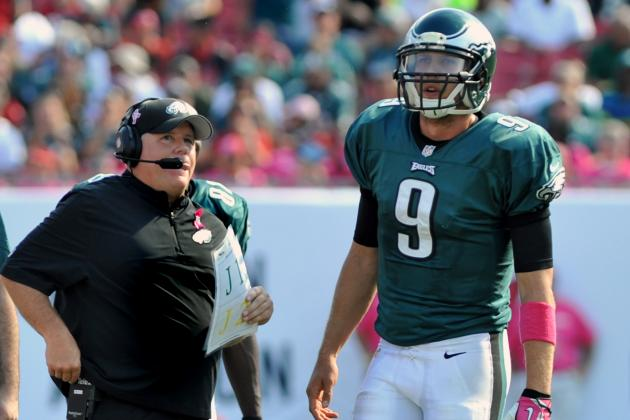 Reflecting on the 7 Defining Moments of Philadelphia Eagles' 2013 Season