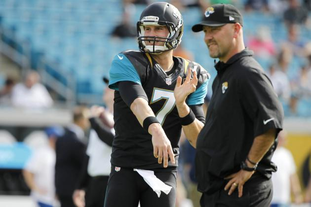 The Definitive Blueprint to the Jacksonville Jaguars' Perfect Offseason