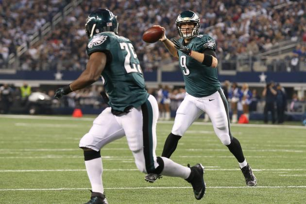Philadelphia Eagles: Handing out Regular Season Grades for Key Offensive Players