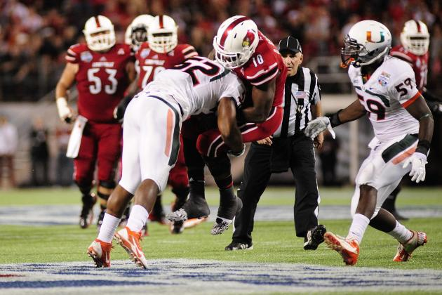 Miami Football: 5 Best Moments of 2013