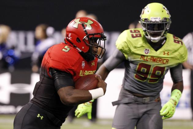 Grading the Top 10 Recruits from the 2014 Under Armour All-America Game