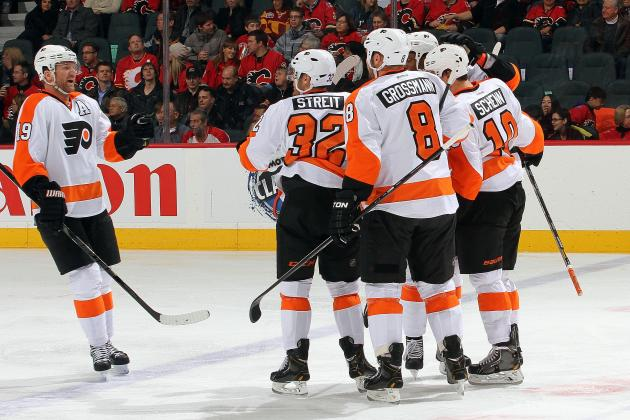New Year's Resolutions for the 2013-14 Philadelphia Flyers