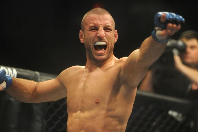 UFC Fight Night 34: Tarec Saffiedine vs. Hyun Gyu Lim Full Head-to-Toe Breakdown