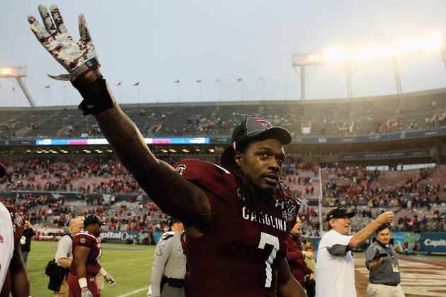 2014 NFL Draft: Where Top Players Stand Following Bowl Performance