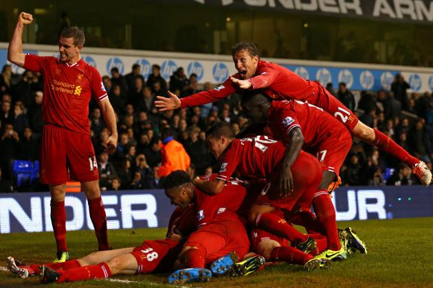 A Comprehensive Half-Term Report on Liverpool's 2013/14 Premier League Season