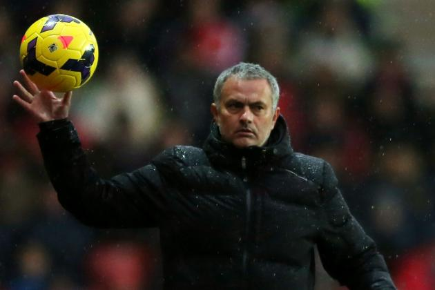 What Should Be Chelsea Manager Jose Mourinho's New Year's Resolutions?
