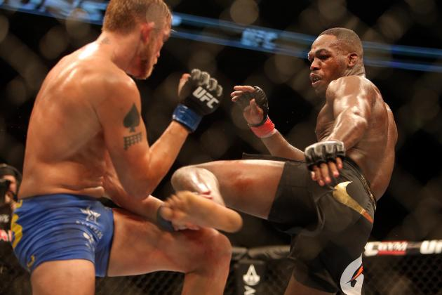 10 More MMA Rematches We'd Love to See