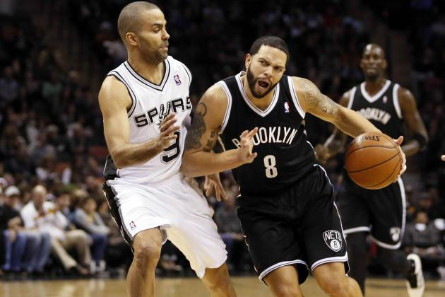 Ranking the Biggest Disappointments for the Brooklyn Nets So Far