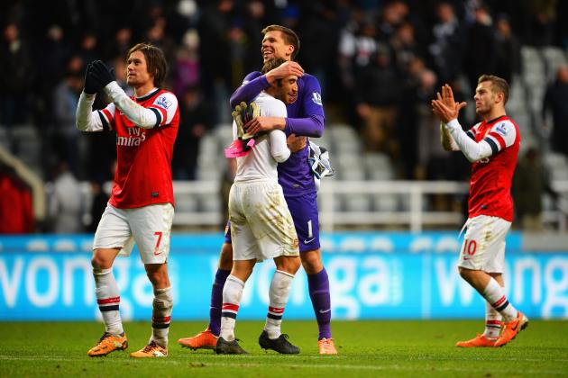 Premier League Half-Term Report: Arsenal Aiming to End Decade of Hurt