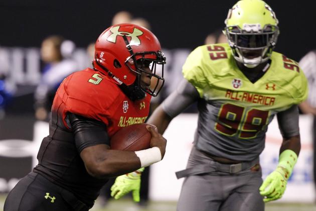 Under Armour All-America Game 2014: Commitment Tracker and Recruit Highlights