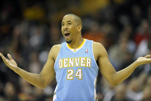 5 Teams That Should Inquire About Disgruntled Nuggets Point Guard Andre Miller
