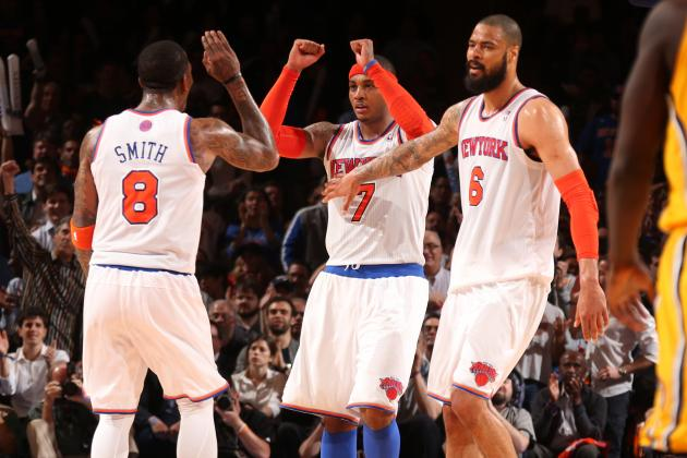 New York Knicks' Top 10 Moments from 2013