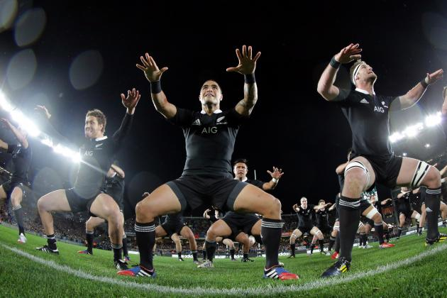 The 2013 Rugby Year in 35 Pictures