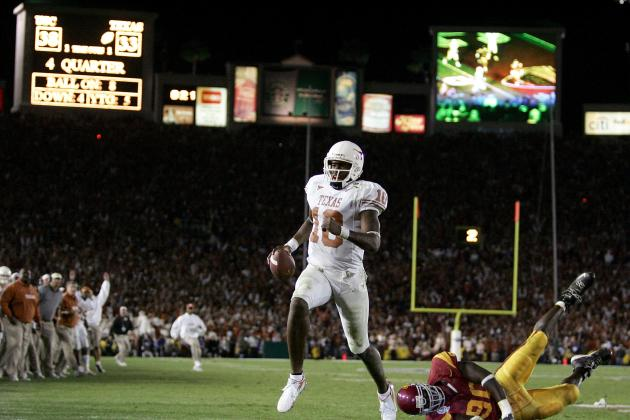 Greatest Performances in BCS Championship Game History
