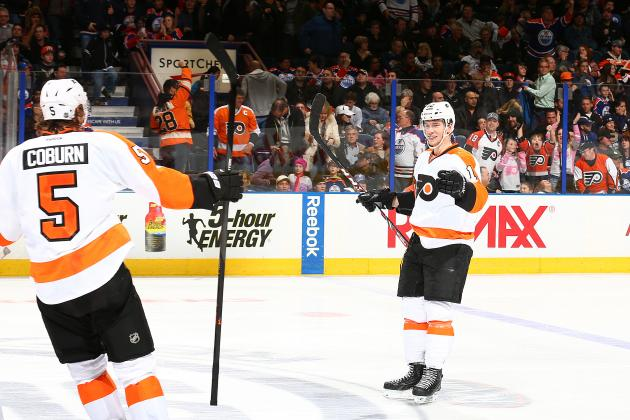 Philadelphia Flyers' Biggest Areas for Improvement in 2nd Half of 2013-14 Season