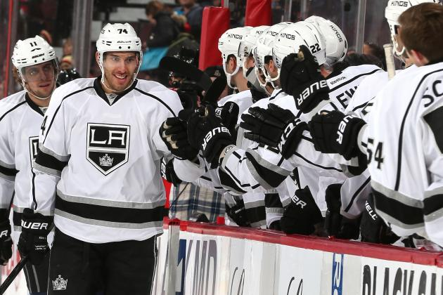 Los Angeles Kings' 5 Biggest Areas for Improvement in 2nd Half of 2013-14 Season