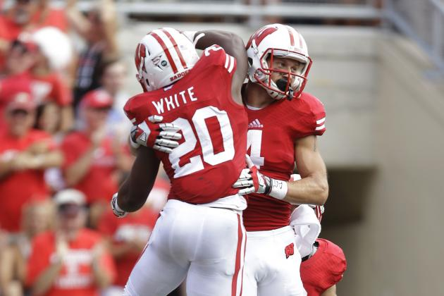 Wisconsin Football: 5 Best Moments of 2013