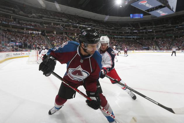 Colorado Avalanche Awards for the 1st Half of the 2013-14 Season